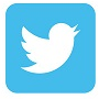 Twitter icon, links to Arts Twitter account